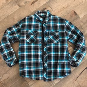 Men's Hurley button up jacket